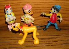 Heimo walt disney donald Daisy Plutón düsentrieb 4 trozo de personajes de caricaturas
