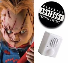 Deluxe Childs Play Chucky Horror Voice Box Good Guy Scary
