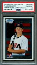 2010 Bowman Chrome Draft Picks & Prospects #bdpp95 Alex Bregman Rookie PSA 10