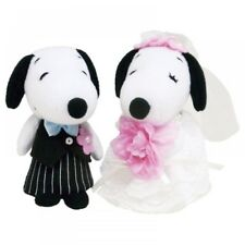 New Snoopy Wedding Mini Western style PRSN01029672 Peanuts Plush Doll Japan