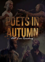 Poets In Autumn 2017 Live Recording (DVD, PIA Tour) - Ships within 12 hours!!!