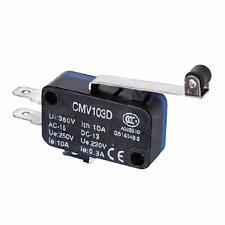 Micro Interruttore Switch Serie CMV Plastica 1NO+NC 10A 250V| 3X CNTD-CMV-103-D