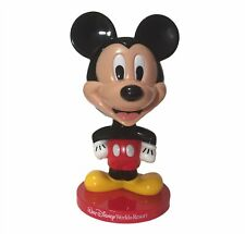 "Mickey Mouse Bobble-head from Kellogg's Keebler Promo Walt Disney World 8"" cool"