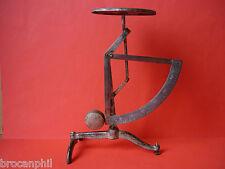 Ancien pèse-lettres - balance en métal - 350 g.