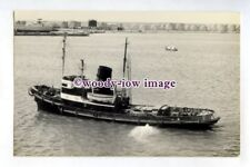 pf4660 - French Tug - Abeille No 15 , built 1953 - photograph