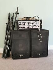 More details for gear4music pa system