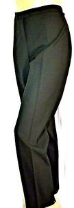 LES COPAINS PARIS Designer 7/8 Hose Schurwolle trousers pantalon 46 XL neu 193€