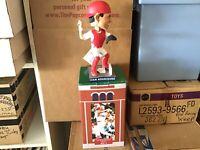 Texas Rangers Ivan Pudge Rodriguez '95 All-Star Game Bobblehead SGA Awesome!
