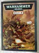 ORKI CODEX - WARHAMMER 40000 - GAMES WORKSHOP