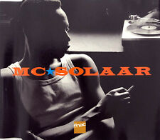 MC Solaar ‎Maxi CD Mc Solaar - Promo - France (VG/M)