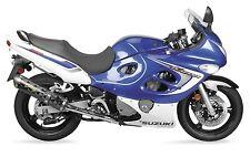 98-2006 Katana 600 750 Two Brothers Aluminum Slip On Exhaust GSX 2002 2003 2004