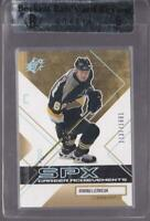 MARIO LEMIEUX 2002-03 SPX CAREER ACHIEVEMENTS #1137/1601 BECKETT RAW 9 BGS
