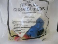 """The Real Ghostbusters   """"Siren With Stickers"""" NIP McDonald's Germany 1992"""