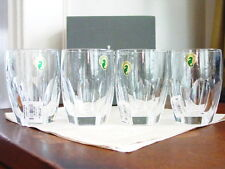 Waterford Crystal KATHLEEN 12 Oz. Tumblers - Set / 4  IRELAND Rare - NEW!