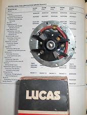 NOS Lucas C.E. Bracket 54243497. 1969-70 Sunbeam Alpine; Cold Climate Cortina ->