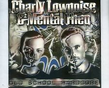 CD CHARLY LOWNOISE & MENTAL THEO old school hardcore HOLLAND 1996