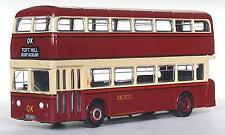 EFE 16531 Leyland Atlanean Bus OK Motor Services Toft Hill OO Gauge