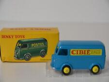 18 ) Dinky Toys Atlas 25BV Cibie Fougon Postal Peugeot D3a Transporter 1:43 OVP