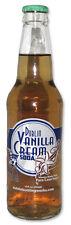 Dublin Vanilla Cream Soda - Classic Glass Bottle Soda Pop - 12 BOTTLES