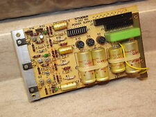 Revox A700 Reel to Reel Original Power Supply Board Part # 1.067.160