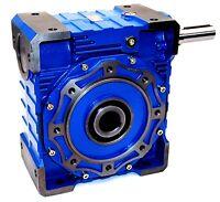 Lexar Industrial RV150 Worm Gear 100:1 Coupled Input Speed Reducer