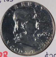1963 Franklin Half Dollar Proof #171206