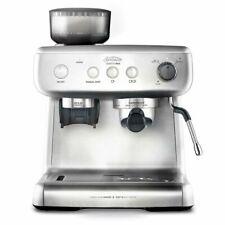 NEW Sunbeam Barista Max Espresso Coffee Machine Silver EM5300S