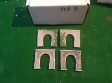 4 X single tunnel  - Z scale  ..painted Twin Pack Value     XEB 9