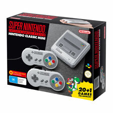 Nintendo Classic Mini Super Nintendo Entertainment System Console NEW