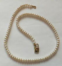 14 Carat Yellow Gold Necklace Art Deco Fine Jewellery