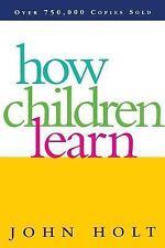 How Children Learn Classics in Child Development