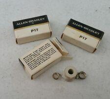 3 - Allen-Bradley P17 Overload Relay Heater Element Coil New Bul 600 1.75 Amps