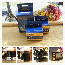 2X BN-VF815 Batería + Cargador para JVC BN-VF808 BN-VF808U BN-VF815U BN-VF823U