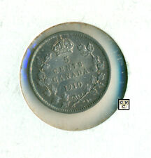 1910 Canada - 5cents Coin ; About E.F.