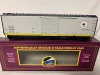 ✅MTH PREMIER CHESAPEAKE OHIO 50' PS-1 BOX CAR W/ YOUNGSTOWN DOOR 20-93771! C&O