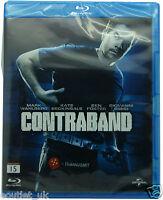 CONTRABAND Blu-ray Región B Nuevo Sellado