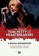 I Won't Back Down: Story of by Tom Petty & the Heartbreakers (DVD, Dec-2014, Blueline)