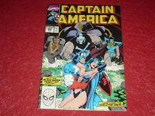 [BD COMICS MARVEL USA] CAPTAIN AMERICA # 369 - 1990