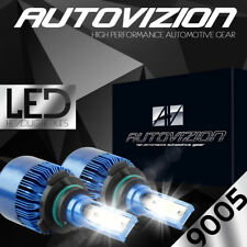 Cree LED Headlight 9005 HB3 6000K Low High Beam Fog DRL Bulb White
