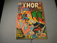 Mighty Thor #186 (Marvel, March 1971) Low Grade