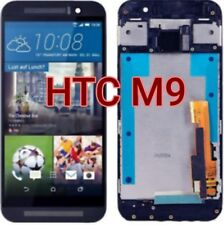 HTC M9 LCD + DIGITIZER TOUCH SCREEN with FRAME