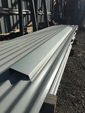BARGE CAPPING Zinc 3000mm 3m NEW SUITS TRIMDEK ROOFING T2