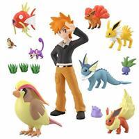 Pokemon scale World kanto region 2 set figure BANDAI Anime JAPAN 2020