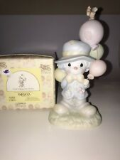 Precious Moments Clown I Get A Bang Our Of You 12262 MIB