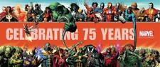 Marvel 75th Anniversary by Deodato Oversized Poster