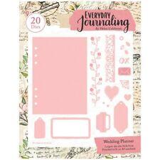 Everyday Journaling Die Set Wedding Planner | Set of 20