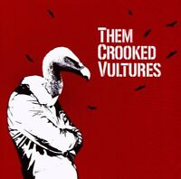 "THEM CROOKED VULTURES ""THEM CROOKED..."" CD NEW"