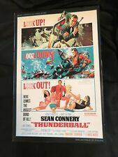 Sideshow SEAN CONNERY AS JAMES BOND 007 Thunderball 12'' Action Figure Diving