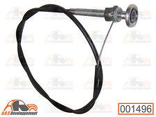 Tirette cable demarreur incription -D- NEUVE Citroen 2cv dyane mehari HY-1496 -