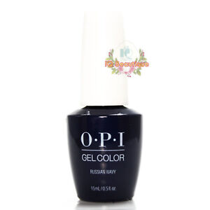 OPI GelColor Soak Off Gel Polish LED/UV .5oz Pick Your Color 2017 New Bottle!.